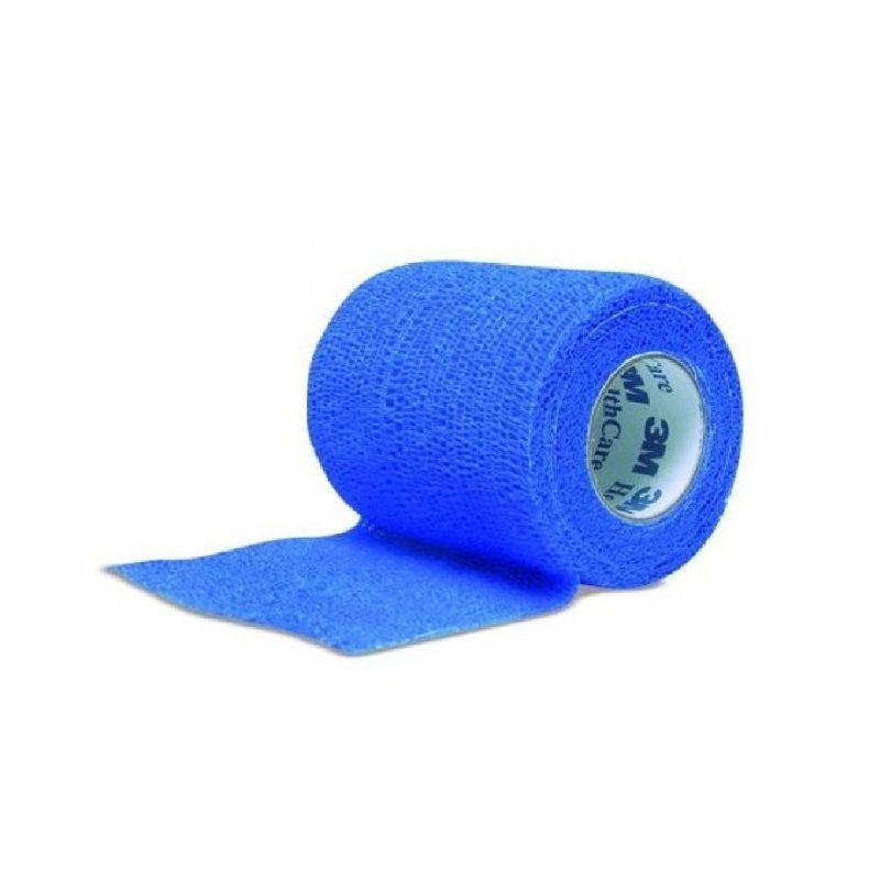 Bande auto-adhésive COBAN bleue