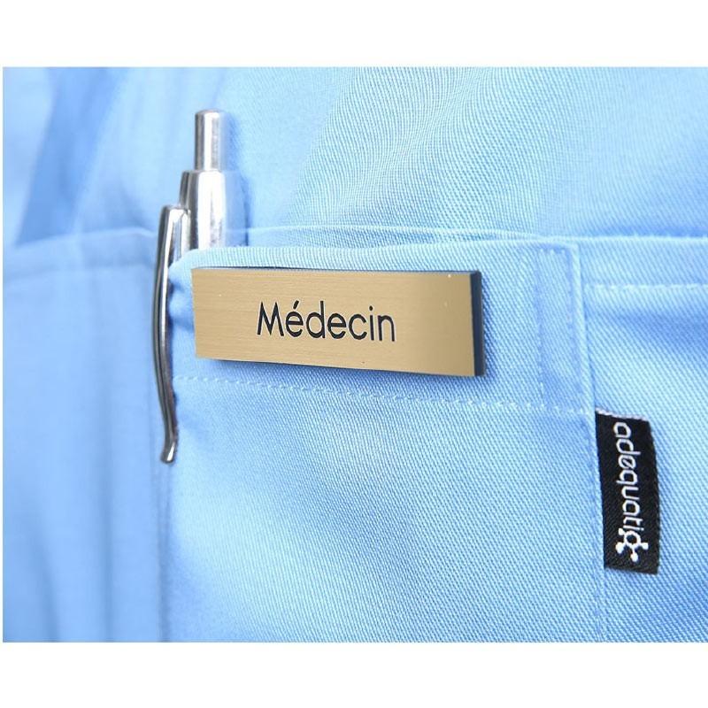 "Badge magnétique de Médecin ""Or"""