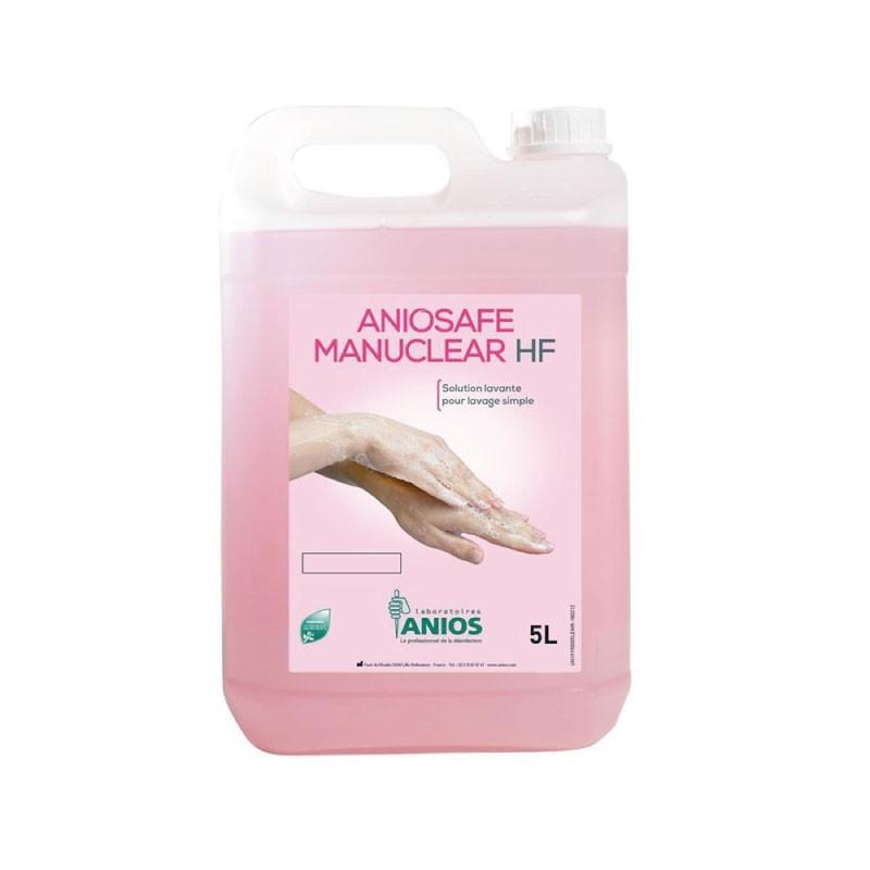 ANIOSAFE MANUCLEAR HF - Savon Doux - Bidon 5L