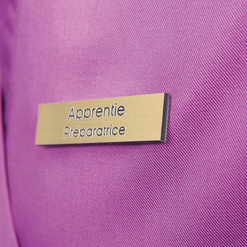 Dès 9,90€ - Optez pour Badge magnétique d'apprentie Préparatrice o...