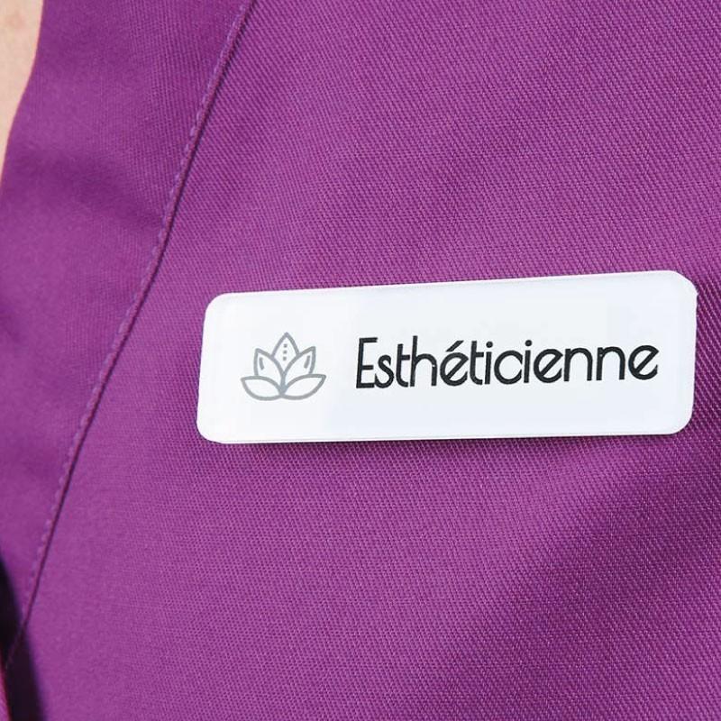 badge magnétique spécial Esthéticienne