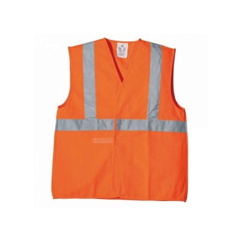 Gilet Haute Visibilité Orange KAPRIOL