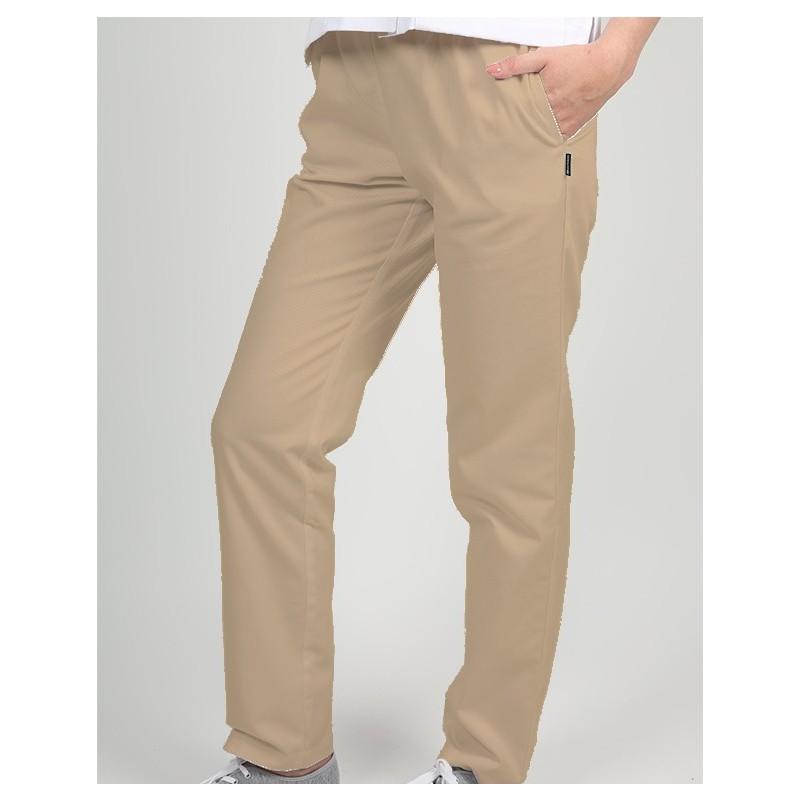 Dès 24,90€ - Optez pour Pantalon médical blanc pour femme - Adequatio