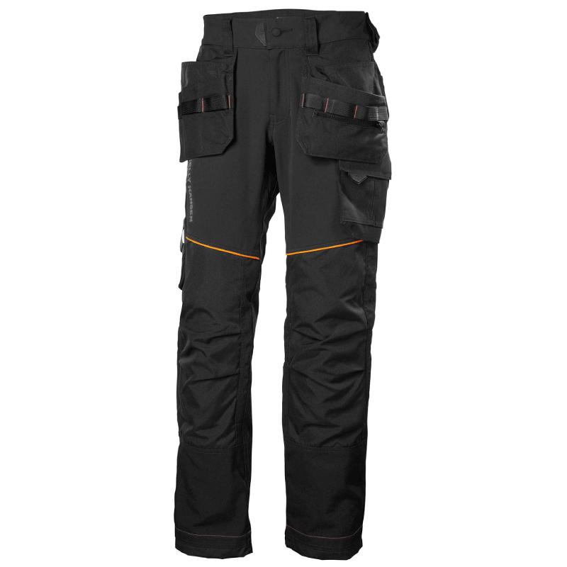 Pantalon multipoches CHELSEA EVOLUTION noir