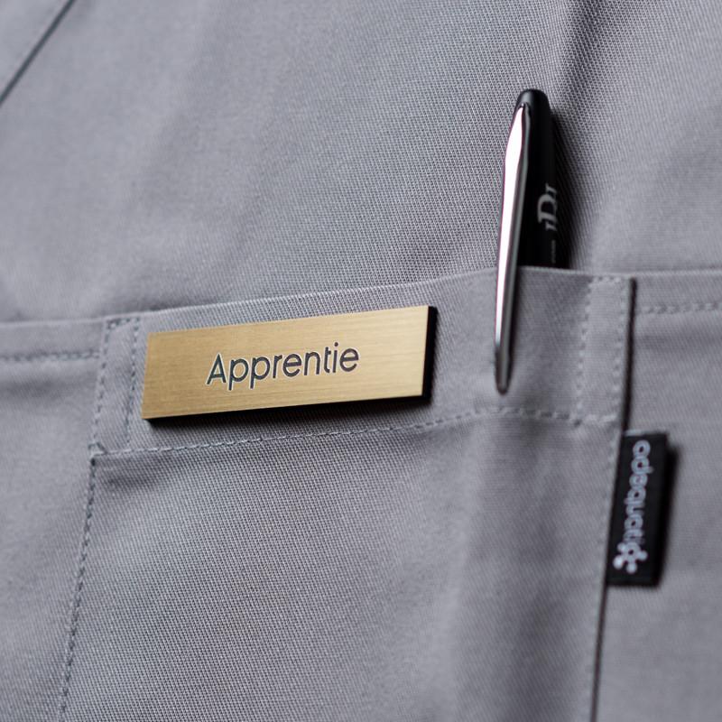 Dès 9,90€ - Optez pour Badge magnétique d'apprenti ou apprentie - Or