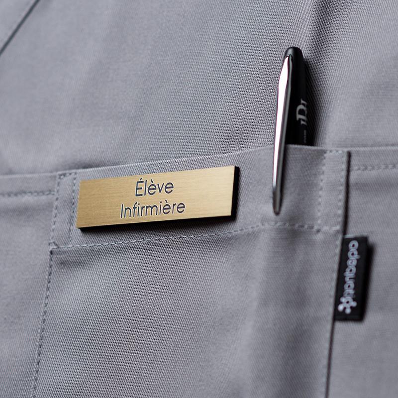 Dès 9,90€ - Optez pour Badge magnétique d'élève infirmière - Or