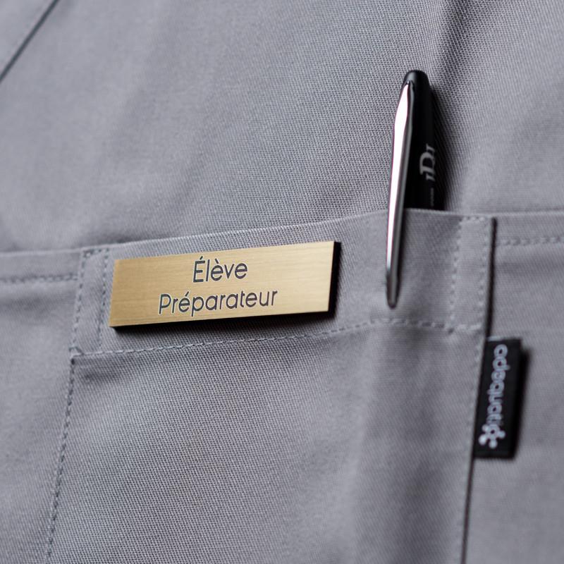 Dès 9,90€ - Optez pour Badge magnétique d'élève préparatrice - Or