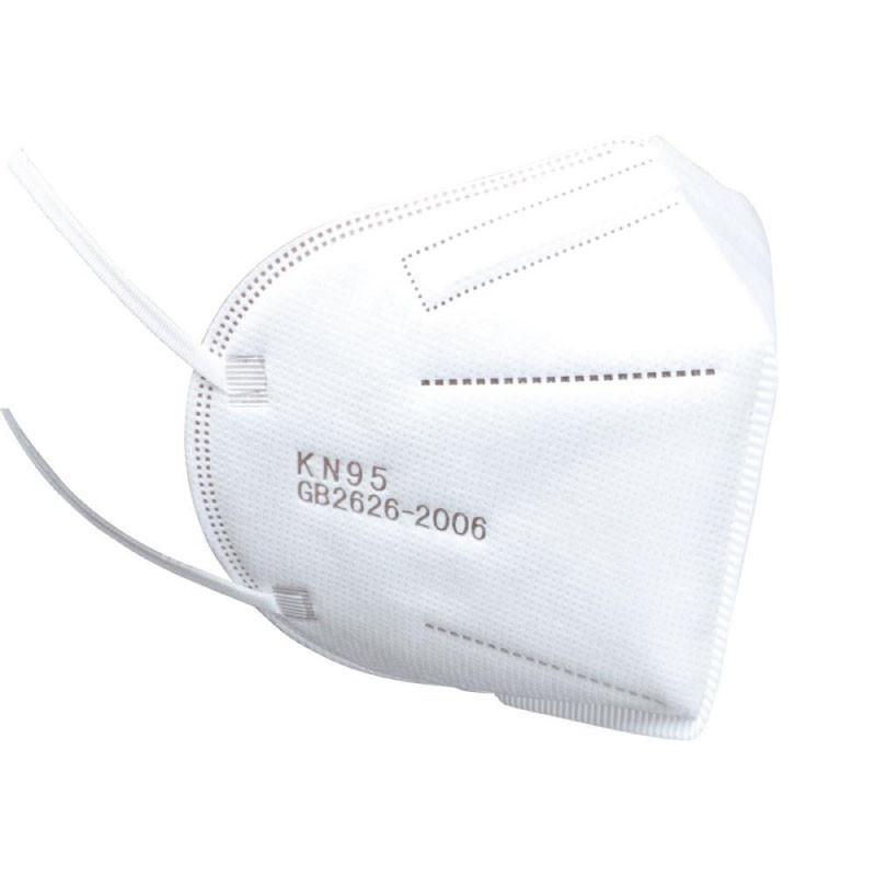 Masques de protection respiratoire KN95 (similaire FFP2) - boîte de 20 masques