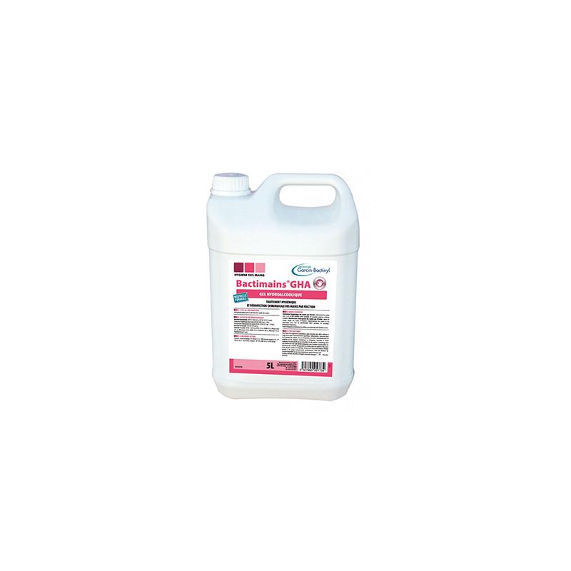 Gel hydroalcoolique Bactimains GHA - 5 L