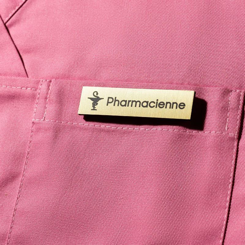 Badge Magnétique | Badge de Pharmacienne OR | Express 24h