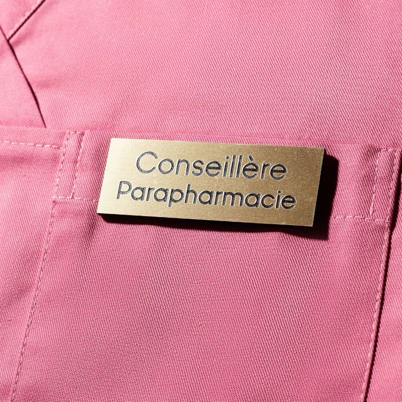 Badge Magnétique   Badge Conseillère Parapharmacie   Express 24H