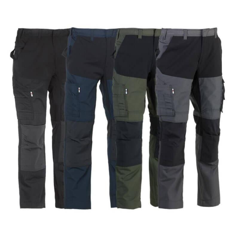 Pantalon de Travail HECTOR HEROCK | Pantalon multipoche