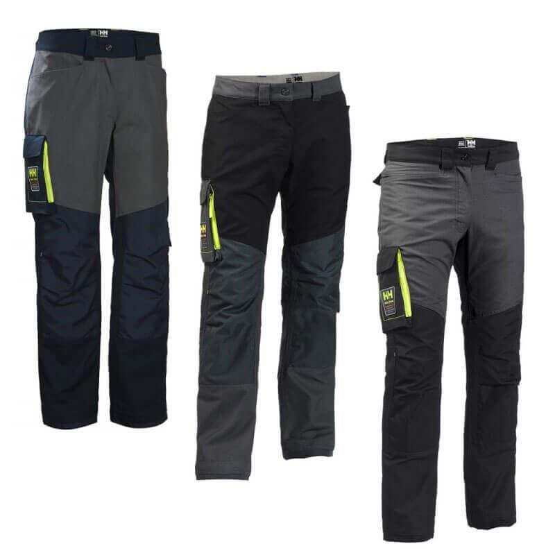 PANTALON AKER HELLY HANSEN | Pantalon de travail à poche multiple homme