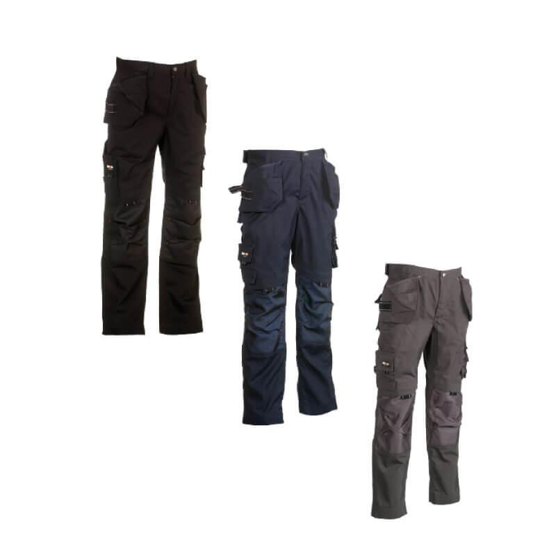 Pantalon de travail DAGAN HEROCK   Pantalon multipoche pour homme