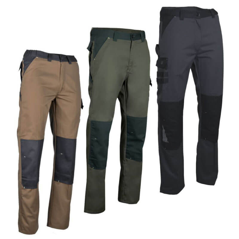 Pantalon de travail STATION / SULFATE / FORGERON LMA | Vêtement professionnel