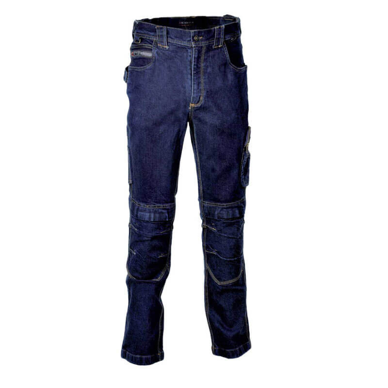 Pantalon de chantier TOUGH COFRA   Jeans de travail denim