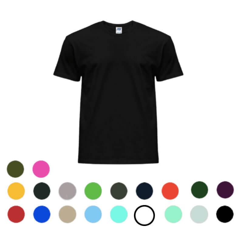 T-shirt de travail JHK 155   Pas cher et facile à personnaliser !