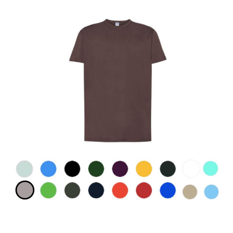 T-shirt de travail JHK 190   Vêtement de travail personnalisable
