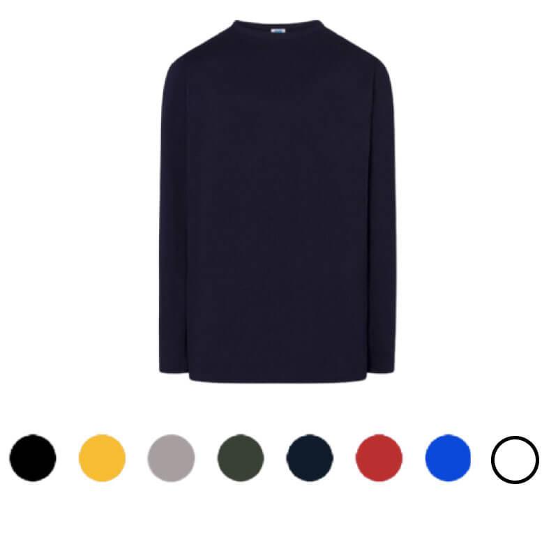 T-shirt de travail JHK 160   Tenue de travail mixte personnalisable