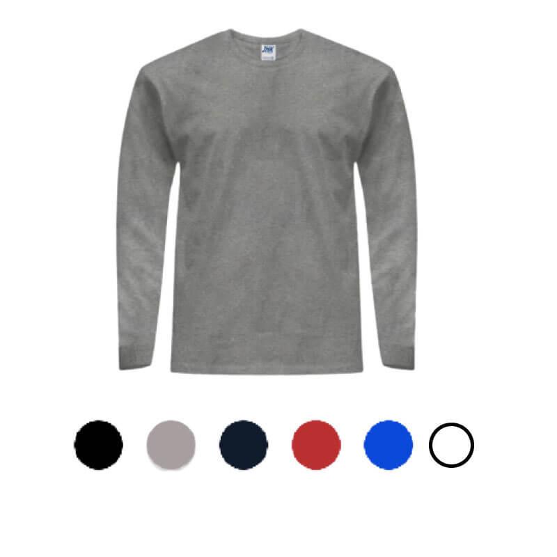 T-shirt de travail regular JHK 170 | Vêtement de travail manches longues