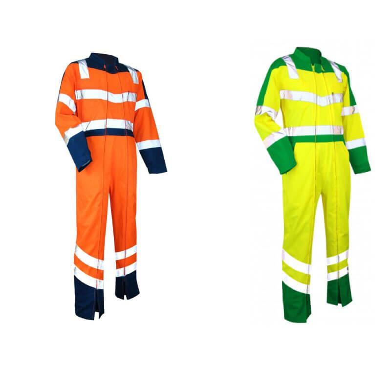 Combinaison de travail haute-visibilité VIGILANCE LMA   Vêtement normé