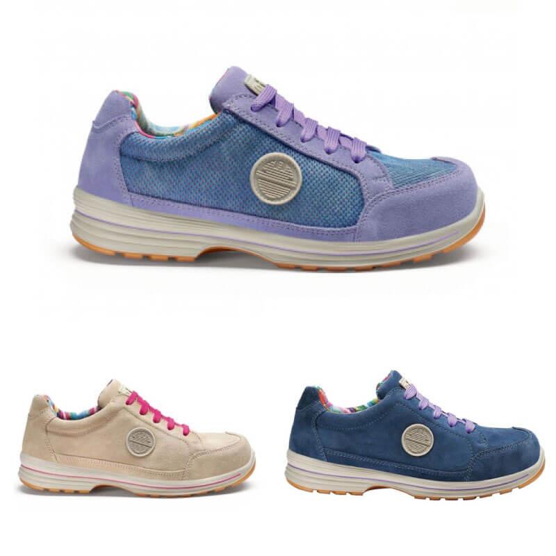 Basket de sécurité LADY D LIKE DIKE | Chaussures de travail femme