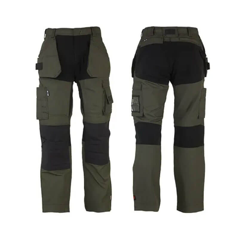 Pantalon de travail SPECTOR HEROCK | Pantalon multipoche homme