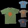 T-shirt de travail TIDY DIKE   T-shirt pour homme avec logo imprimé