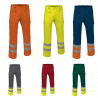 Pantalon de travail haute visibilité TRAIN VALENTO   Vêtement de travail pas cher