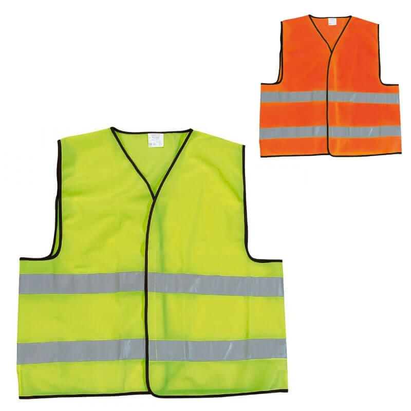 Gilet de travail haute visibilité SECURITE LMA | Vêtement professionnel