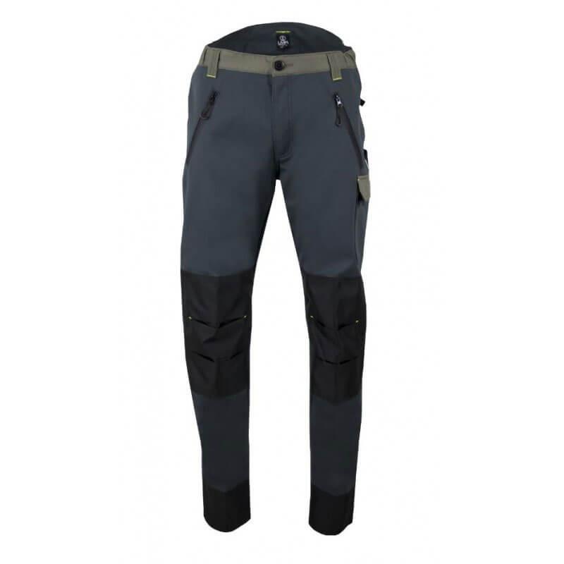 Pantalon de travail doublé polaire SOLSTICE LMA | Pantalon de travail multipoche