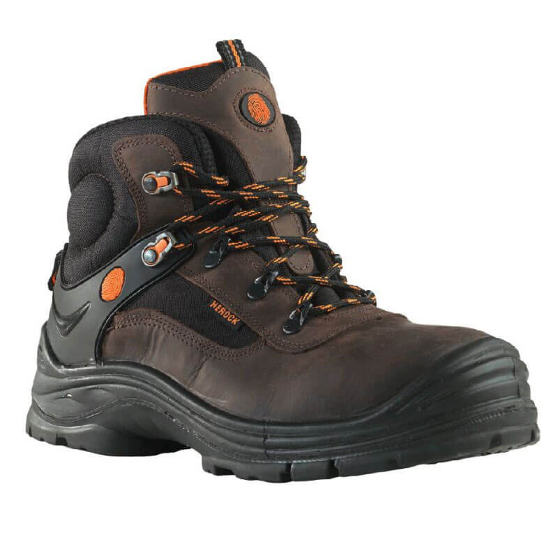 Chaussures de sécurité MAGNUS HEROCK   Chaussures de travail hautes pour homme